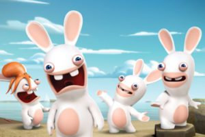 NICKELODEON RAVING RABBIDS