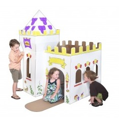Box Creations, Medieval Castle