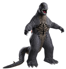 RUBIEíS COSTUME CO.  ñ Godzillaô Inflatable Costume