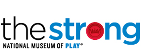 the strong, museumofplay logo