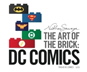 The Art of the Brick: DC Comics to Debut at the Powerhouse Museum in Sydney