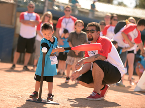 The Special Olympics 2015 Summer World Games