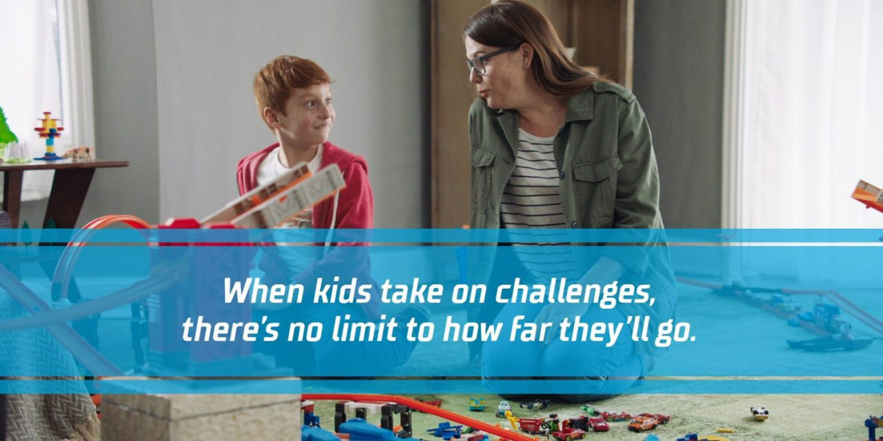Mattel Launches Challenge Accepted Hot Wheels Campaign