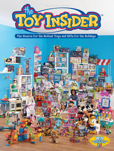 The Toy Insider Holiday Gift Guide-Cover-2017