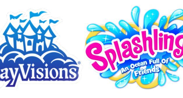 Play Visions Becomes Exclusive Splashlings Partner in North America