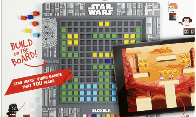 Mattel Launches Star Wars Bloxels
