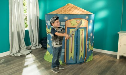 Jay@Play Launches Twinkle Play Tents