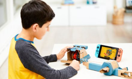 Nintendo to Launch Nintendo Labo, DIY Build and Play Experiences for the Switch