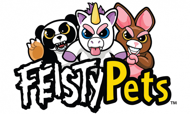 Jazwares Gets Global Master Toy License for Feisty Pets