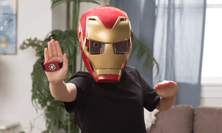 Hasbro to Launch Iron Man AR Role-Play Experience