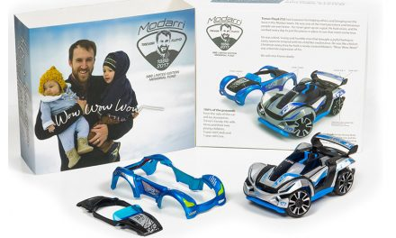 ThoughtFull Toys Creates Limited Edition Car In Late Teammate's Honor