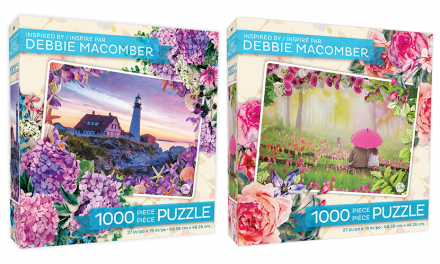 TCG Debuts New Collection of Puzzles Inspired by Author Debbie Macomber