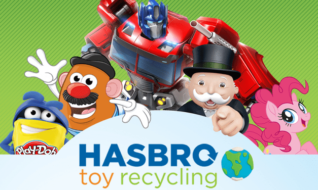 Hasbro Launches Toy Recycling Program