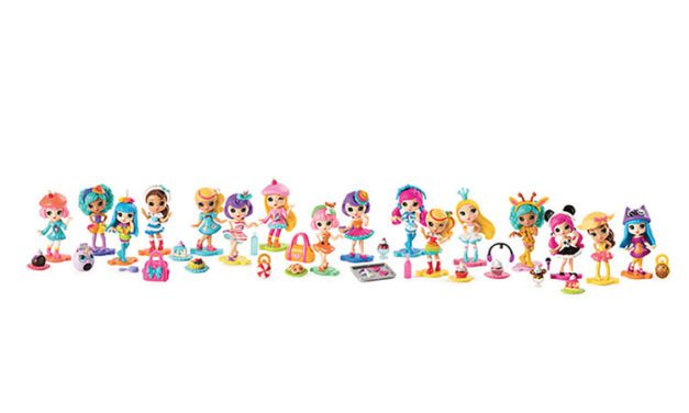 Spin Master Launches Party Popteenies Collectible Line