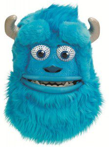 Sulley Scare Mask