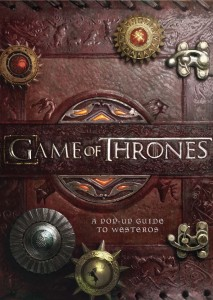 Insight Editions - Game of Thrones Pop-Up Guide to Westeros