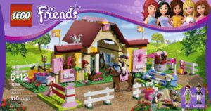 Lego Friends Heartlake Stables