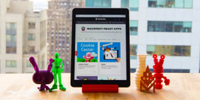 MakerBot Launches MakerBot-Ready Apps Portal with Developers Across Web, Tablet, and Mobile Platforms