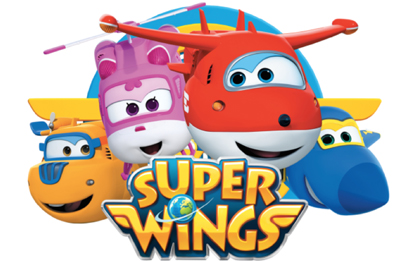 SuperWings group logo
