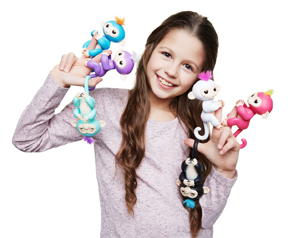 Wowwee Launches Fingerlings The Toy Book