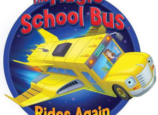 The Young Scientists Club Extends The Magic School Bus Line