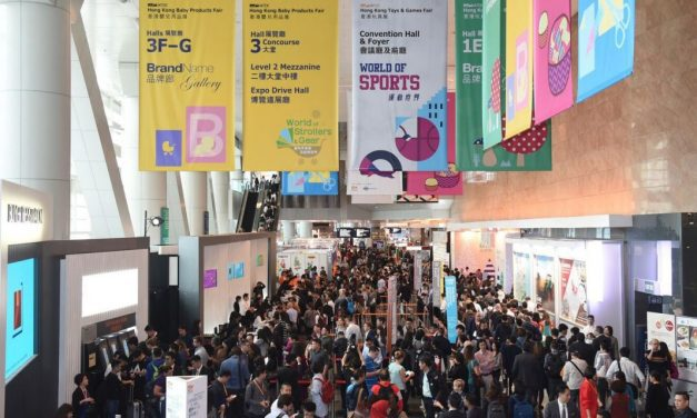 HKTDC Hong Kong Toys & Games Fair Expects to Welcome More Than 2,000 Global Exhibitors