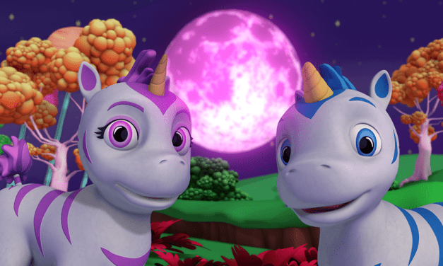 Jay@Play to Launch Interactive Zoonicorn Plush