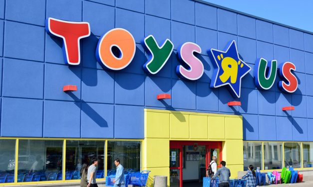 "Real Estate Auction Features 123 Toys ""R"" Us and Babies ""R"" Us Store Properties"