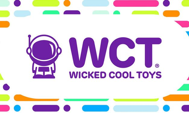 Wicked Cool Toys To Unveil Pokémon Product Line at Global Toy Fairs