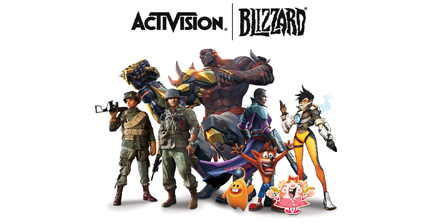 Activision Blizzard Brings Franchises to Licensing Expo 2018