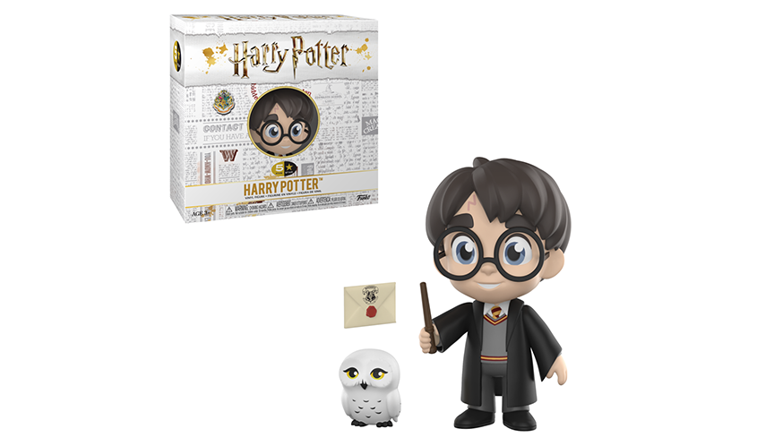 Funko Unveils New 5 Star Collectible Figures