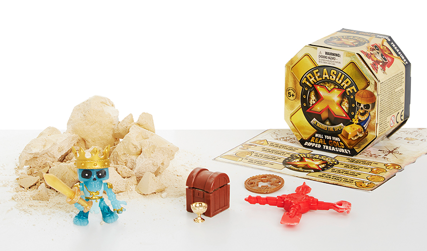 Moose Toys Releases Treasure X Trailer