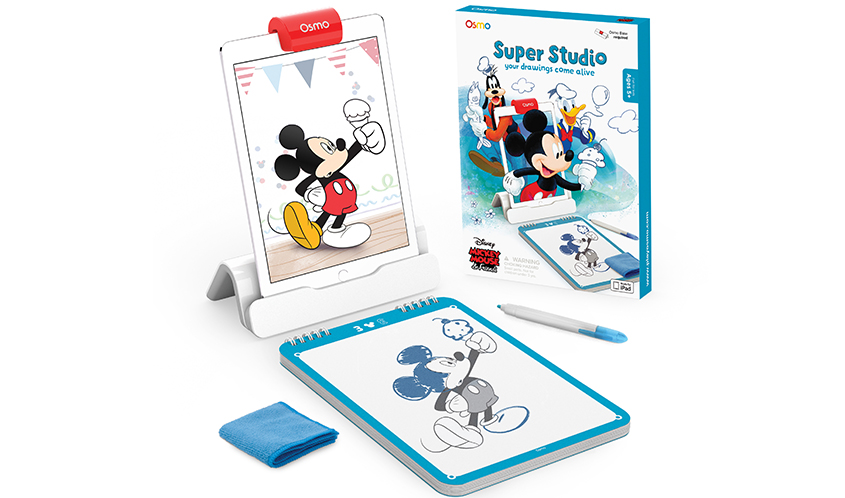Osmo Launches Super Studio Featuring Disney Characters