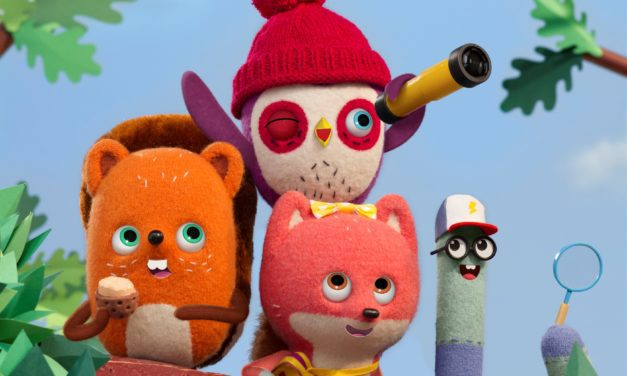 JAM Media's Becca's Bunch Comes to Nick Jr.