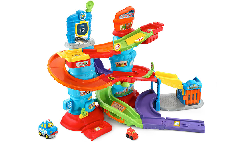 VTech Expands Go! Go! Smart Wheels Line
