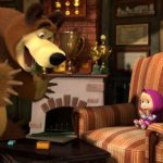 Animaccord Inks New Licensing Agents for 'Masha and the Bear'