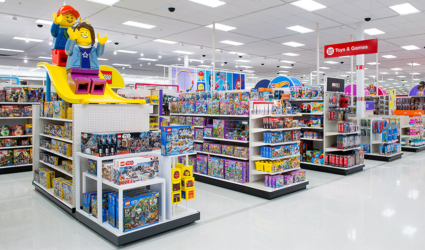 Target Sees Growth in Q4, Full Year Sales Fueled by Strength in Toys and Baby