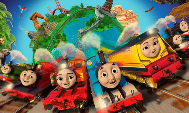 'Thomas and Friends' Rides the Rails to Netflix this Spring