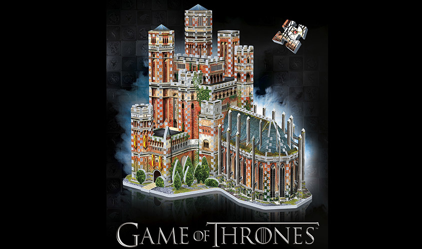 Wrebbit Launches New Line of Game of Thrones Puzzles