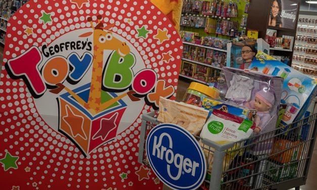 Kroger Brings Geoffrey's Toy Box to Nearly 600 Stores for Holiday Season