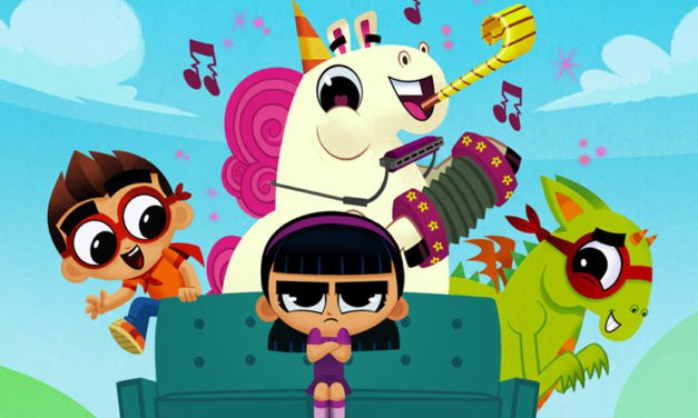 Sonar Entertainment Names Jazwares as Global Master Toy Partner for Go Away Unicorn