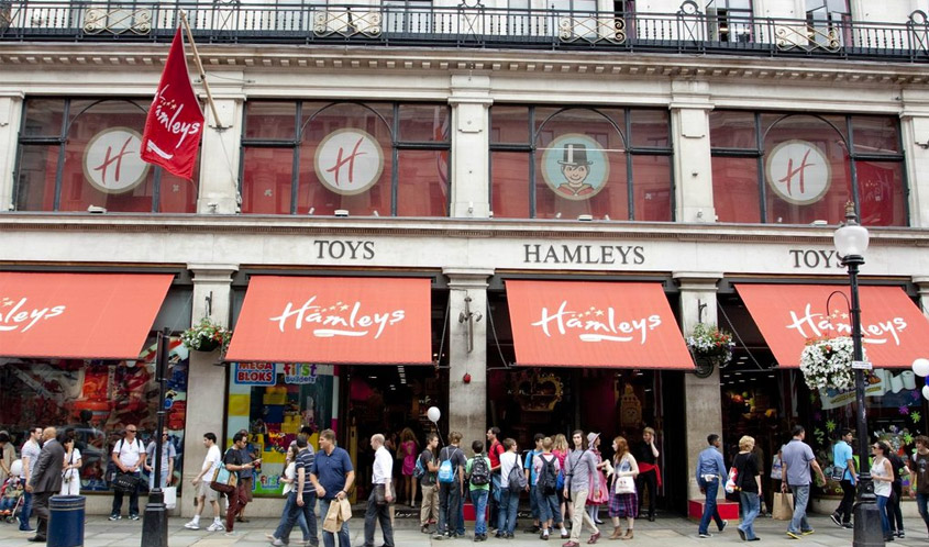 Hamleys May Open Its First U.S. Location in 2020