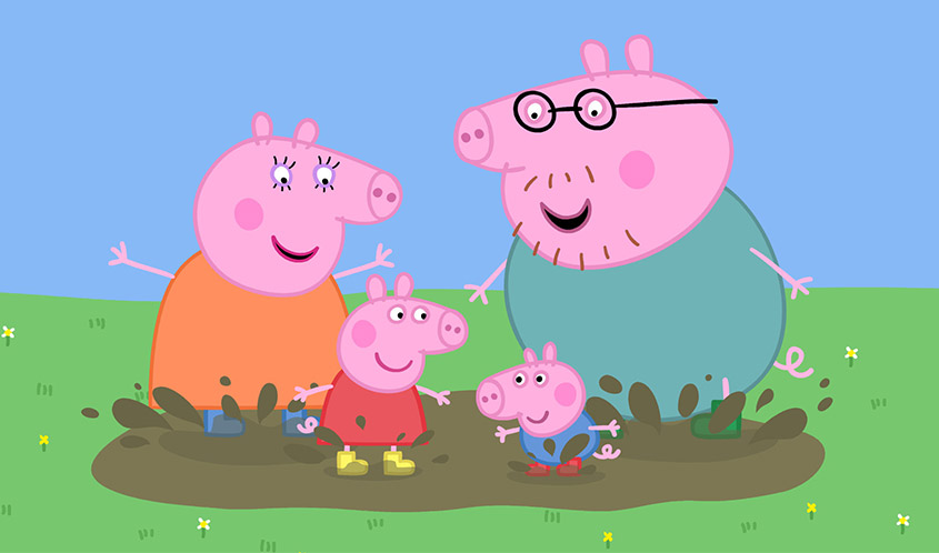 eOne Builds on Peppa Pig Success in Japan