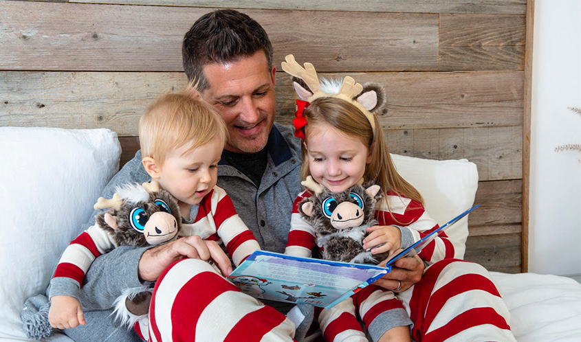 Talkin' Toys: Reindeer in Here Shows Kids that Different is Normal