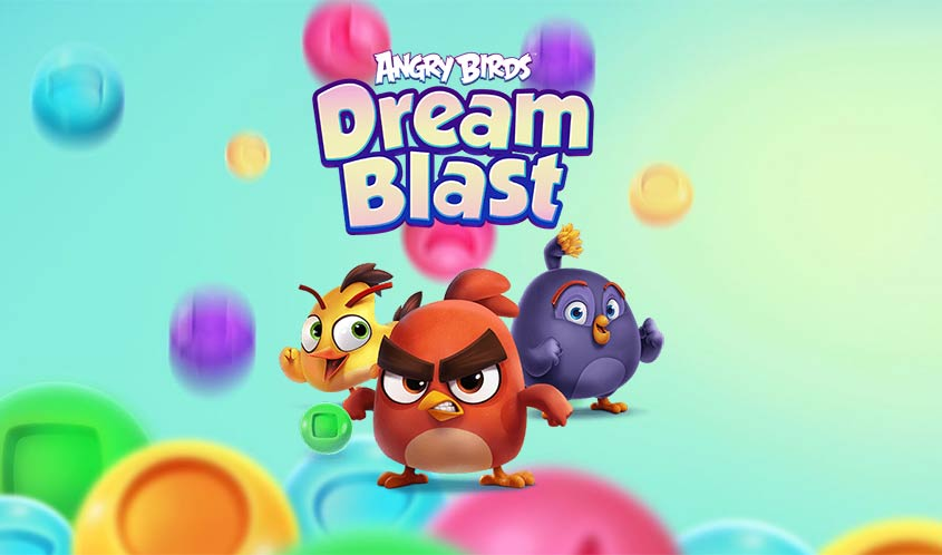 Angry Birds Dream Blast Comes to Mobile