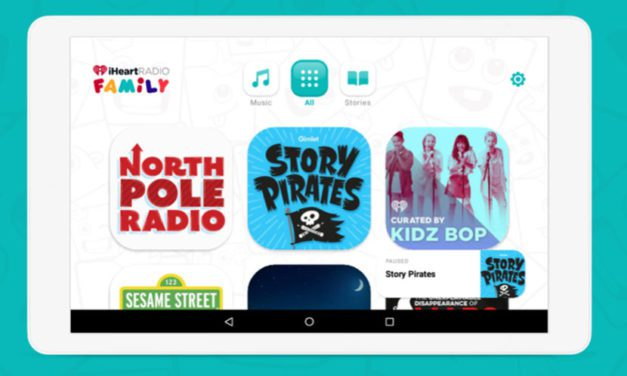 iHeartRadio Family Gets a Redesign
