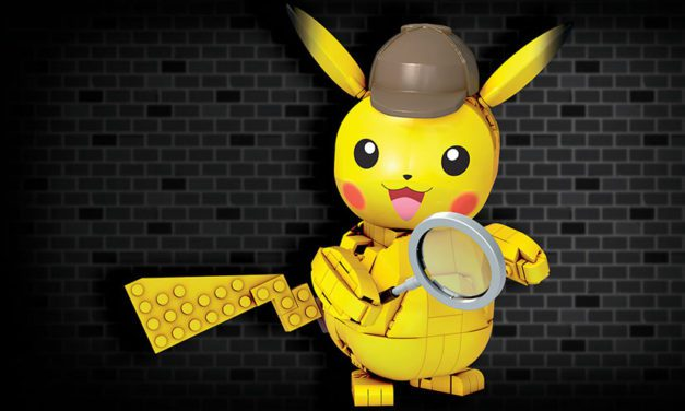 Pokémon Reveals Detective Pikachu Consumer Products