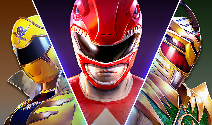 Hasbro, Lionsgate Team Up with nWay for Power Rangers: Battle for the Grid