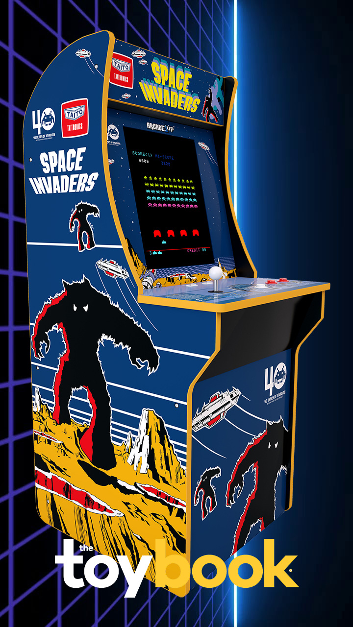 Arcade1Up Reveals Wave 2 Retro Game Cabinets, Wall-Cades, and