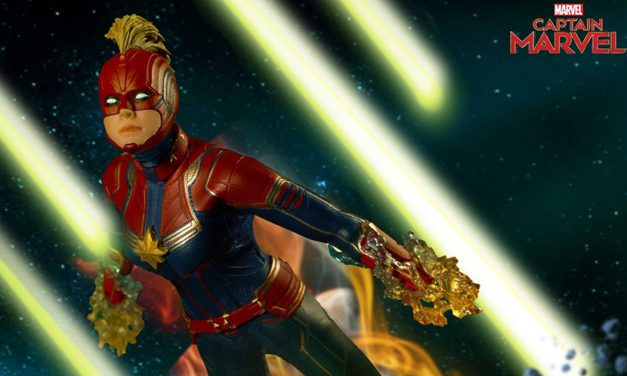 Mezco Toyz Officially Reveals its Captain Marvel One:12 Collective Figure